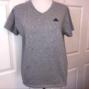 Adidas Gray T-Shirt